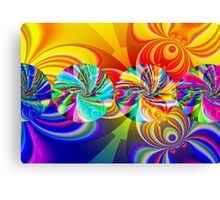 Layered ChaosPro Manipulation Canvas Print