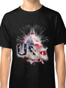 USA capitol Classic T-Shirt