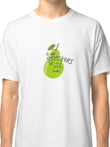 Charlie Kelly Pear Quote Classic T-Shirt