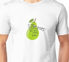 Charlie Kelly Pear Quote Unisex T-Shirt