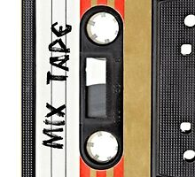 Awesome Music Cassete Tape by waiting4urcall