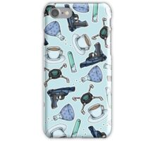 FitzSimmons Pattern iPhone Case/Skin