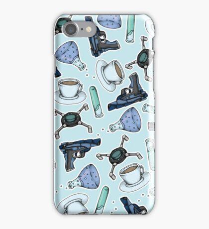 FitzSimmons Pattern iPhone Case/Skin