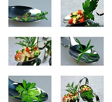 Matjes Salad for Fingerfood by SmoothBreeze7