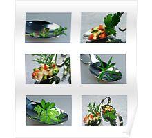 Matjes Salad for Fingerfood Poster