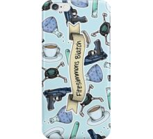 FitzSimmons Biatch Pattern iPhone Case/Skin