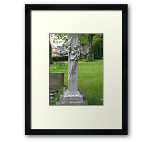 In Affectionate Rememberance Framed Print