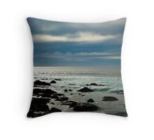 Sennen storms Throw Pillow