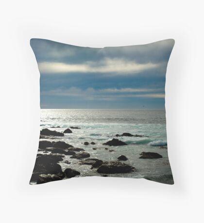 Sennen storms Throw Pillow