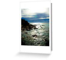Sennen Cove, Cornwall Greeting Card