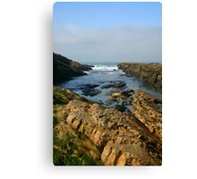 Tidal Channel Canvas Print