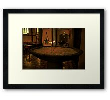Cathedral #12 Framed Print