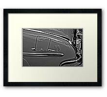 Rocket 88 Framed Print