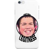 Legitness iPhone Case/Skin