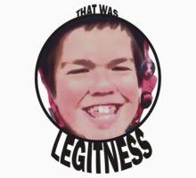 Legitness by barbz77
