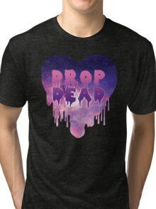 Pastel Goth Drop Dead Tri-blend T-Shirt