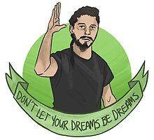 Don't Let Your Dreams Be Dreams by elemut