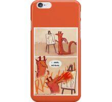i made mistake iPhone Case/Skin