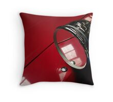 Car mirror* Throw Pillow