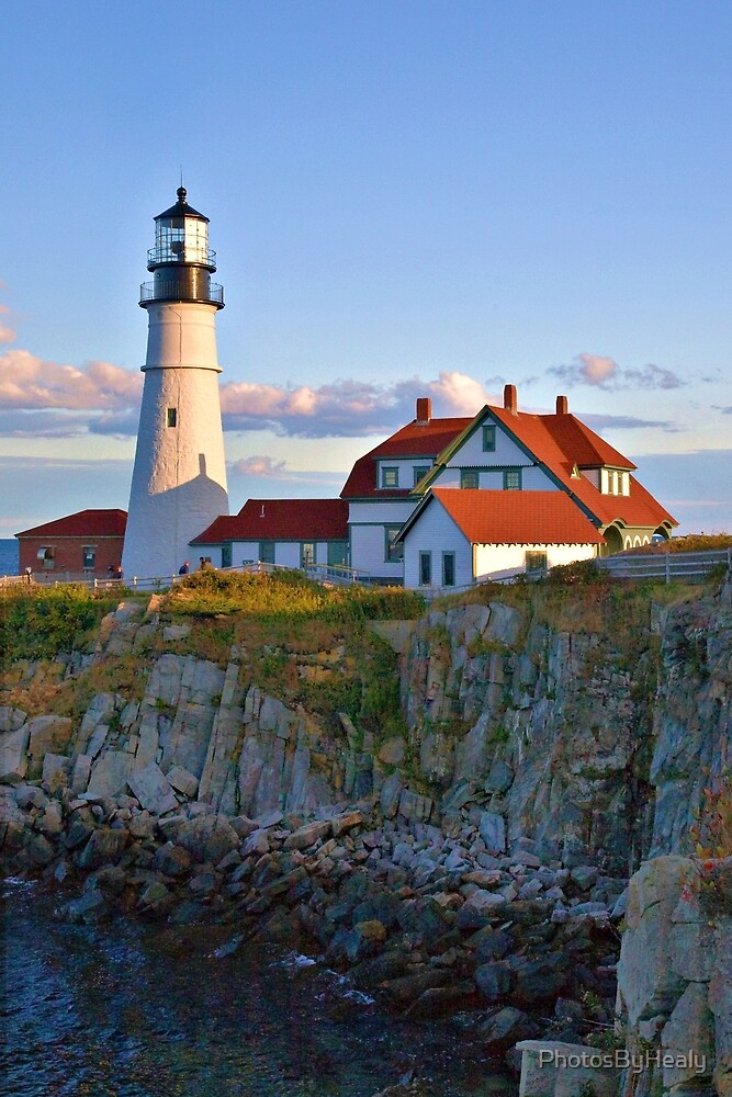 Portland Head Light by PhotosByHealy