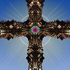 Mandalex Golden Cross by barrowda