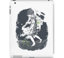 Before it's too late... iPad Case/Skin