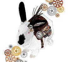 Steampunk'd Felice by ArtbyMinda
