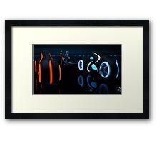 Xbox One Tron  Framed Print