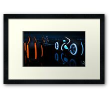 Xbox One Tron  Framed Print