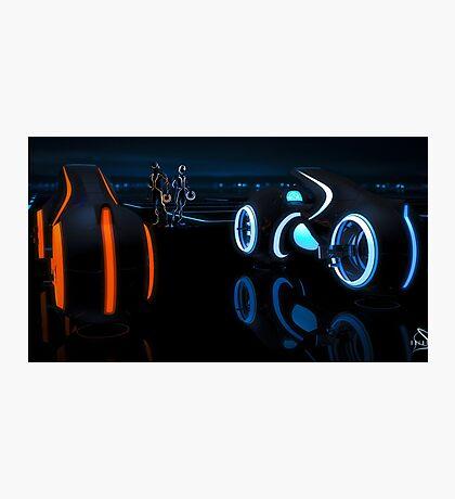 Xbox One Tron  Photographic Print