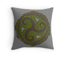 Morthal Seal Throw Pillow
