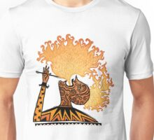 Fire Breather Unisex T-Shirt