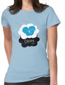 TFIOS: okay Womens Fitted T-Shirt