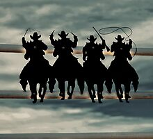 Riders in the Sky by Dawn Crouse