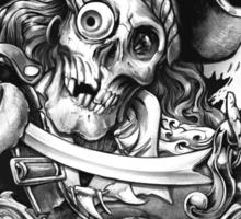 Dead Man's Chest II Sticker