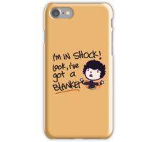 I'VE GOT A BLANKET! iPhone Case/Skin