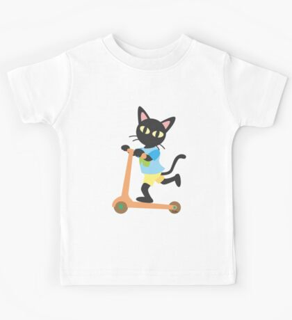 Kick scooter Kids Tee