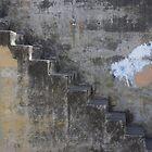 Concrete Stair by April Johnson