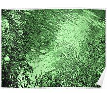 Green Twilight Stream Poster