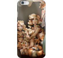 Momma Protects Her Babies iPhone Case/Skin