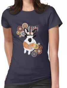 Steampunk'd Bailey Womens Fitted T-Shirt