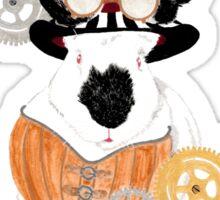 Steampunk'd Bailey Sticker