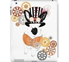 Steampunk'd Bailey iPad Case/Skin