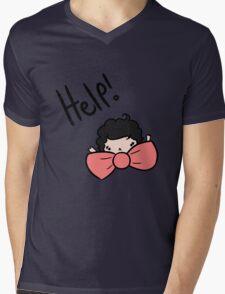 My bow tie's too big! Mens V-Neck T-Shirt