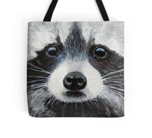 Winter Sky Eyes Tote Bag