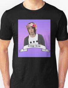 Dan Howell the cringe king Unisex T-Shirt