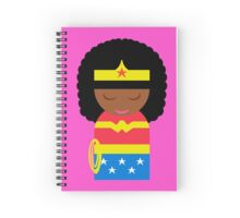 Wonder WoC Spiral Notebook
