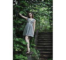 The Wishing Stairs Photographic Print