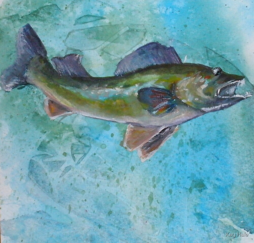 Northern Pike by Kay Hale