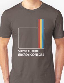 SUPER FUTURE ARCADE CONSOLE Unisex T-Shirt